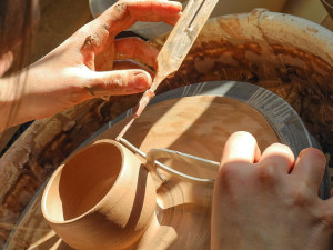 Leach Pottery: Tool Making