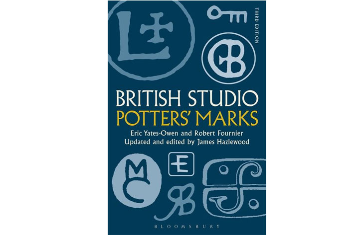 British Studio Potters Marks, 2015