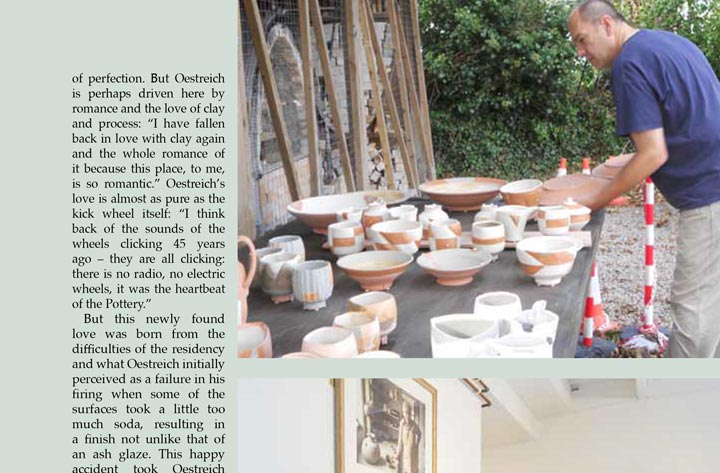 Ceramics: Art and Perception #102 2015