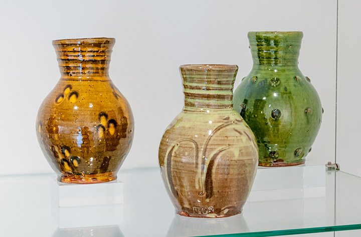 Echo of Leach Exhibition: Interpretations of Echo of Leach Vase by Doug Fitch