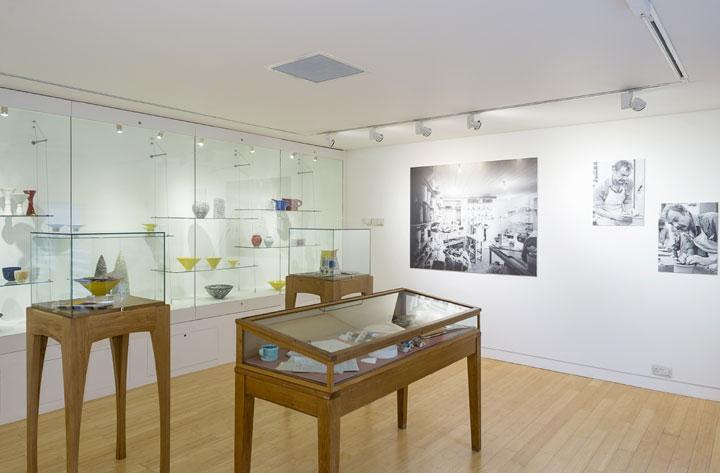 Emmanuel Cooper Exhibition: Cube Gallery