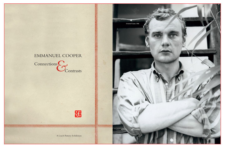 Emmanuel Cooper Excerpts - Front Cover & Inside