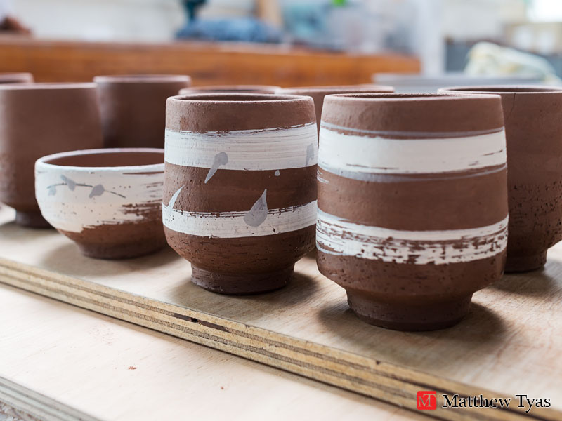 Matthew Tyas: Pots in Progress - New Yunomi
