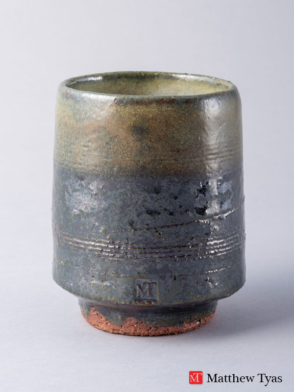 Matthew Tyas: Yunomi with Copper