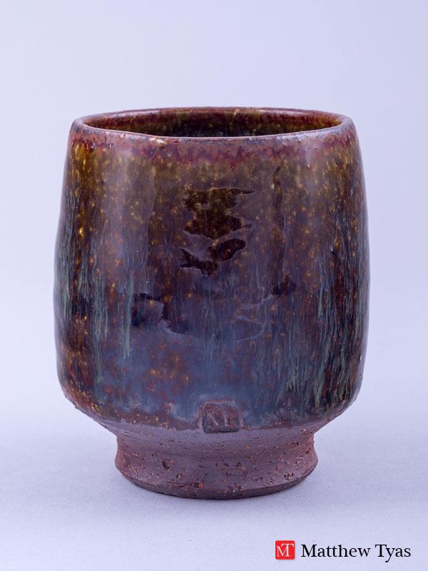 Matthew Tyas: Recent Pots - Yunomi