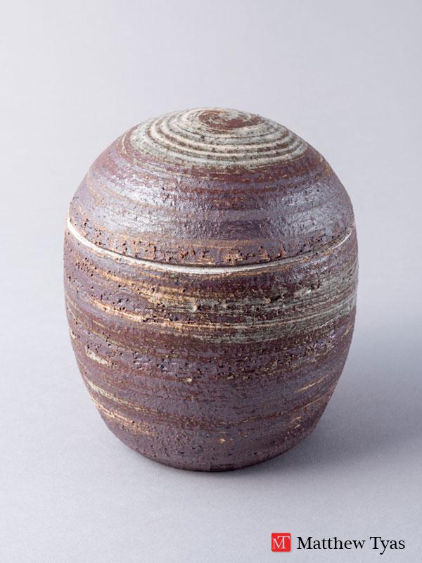 Matthew Tyas: Lidded Jar