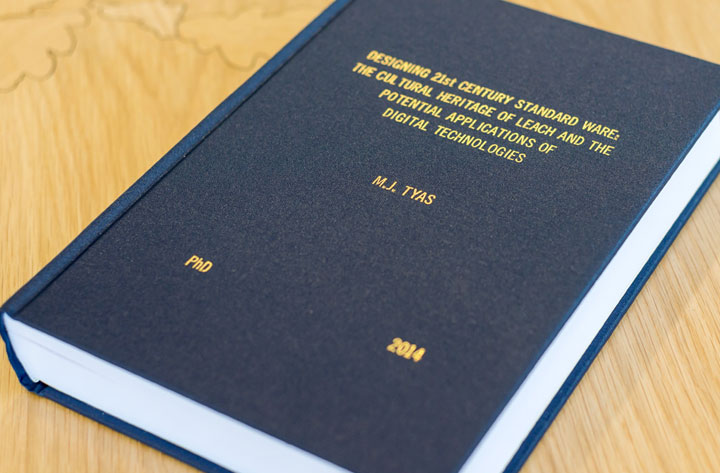 Doctoral thesis of