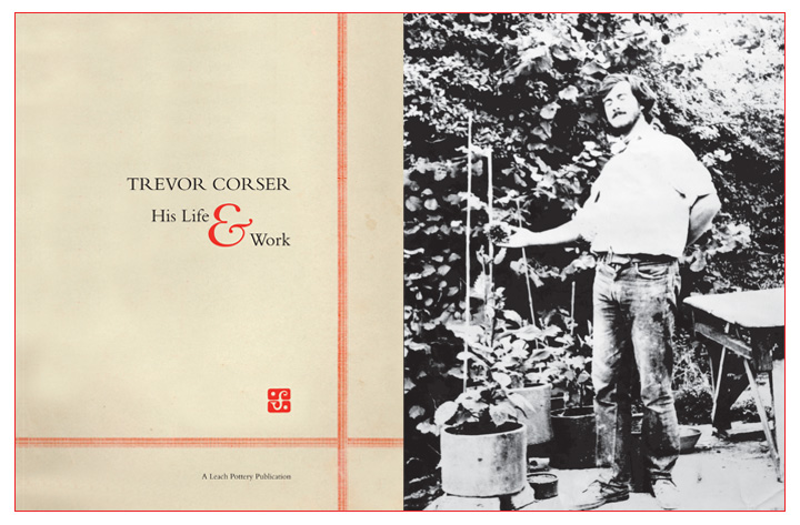 Trevor Corser: His Life & Work: Covers