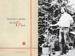 Book: Trevor Corser