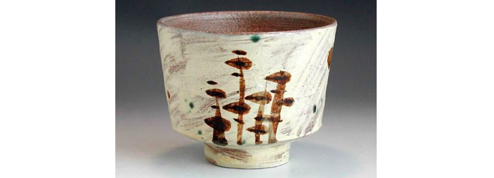 William Marshall: Chawan. Image courtesy of Oakwood Ceramics.
